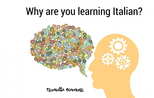 Why learning Italian